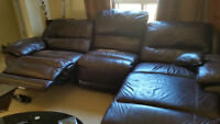 Reduced to Sell ! Electric Reclining Couch