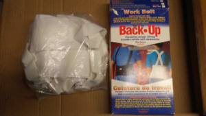 """NEW IN BOX CHAMPION BACK SUPPORT C205 XXL. FITS 46-49"""" WAIST"""