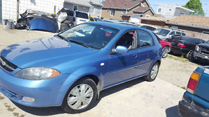 2007 Chevrolet Optra Other Bran new tires