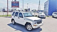 Jeep Liberty 4X4 LIMITED CUIR / TOIT  2003