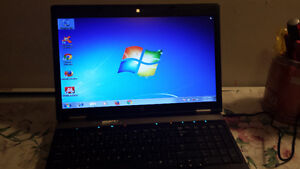 Used HP Probook 6550b Core i3 Laptop with Webcam and Wireless Cambridge Kitchener Area image 1