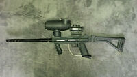 Tippman 98 Custom + Accessories. Complete kit. Great Condition.