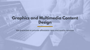 Proficient Graphics & Multimedia Content Designer!!