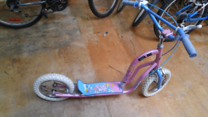 Kids scooter ages 4-7