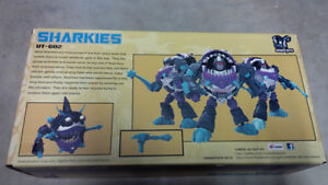 transformers Sharkies by unique toys Kitchener / Waterloo Kitchener Area image 2