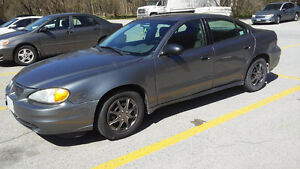 2005 Pontiac Grand Am V6 Sedan