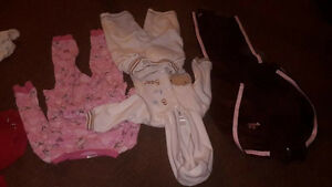 baby clothes all different sizes Windsor Region Ontario image 1