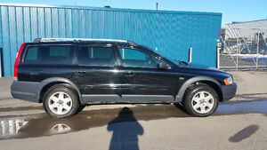 2005 Volvo XC70 cross country  Wagon