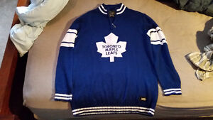 Brand New Toronto Maple Leafs Sweater (Large)