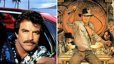 Tom Selleck als Indiana Jones