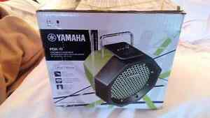 YAMAHA PORTABLE WATER PROOF SPEAKER (BLUE)