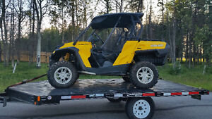 Parting out 2012 Can Am Commander 1000