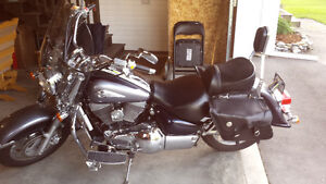 Great deal full equip big road bike