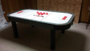 Air hockey table 4x8'