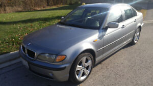 2005 BMW 325i Executive Edition - Low KMs