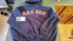 Boston Red Sox SZ Large hoodie