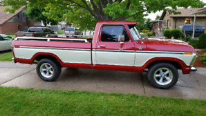 SOLD     Price reduced  1979 Ford F150 Ranger