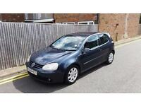 Volkswagen Golf 2.0 FSI GT 3dr LOW MILEAGE ONLY 62K 2005 55 REG