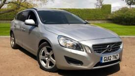 2012 Volvo V60 Drive SE With Cruise Control Manual Diesel Estate
