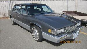 1989 Cadillac DeVille Sedan