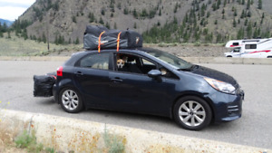 Pro Series Hitch Basket, Roof Top Bag and Cargo Bag