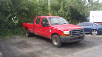 1999 Ford F-250 Fourgonnette, fourgon
