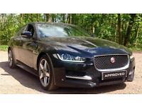 2017 Jaguar XE 2.0 R-Sport 200PS Petrol Automatic Petrol Saloon