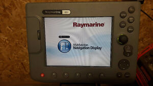 Raymarine C80 Screen and radome