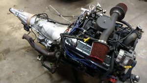 5.9L 360 engine and trans