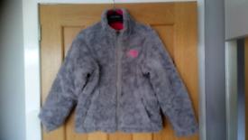 Girls North Face jacket.