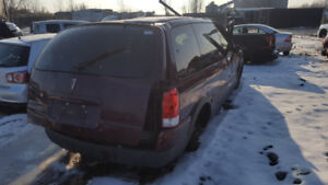 2007 MONTANA SV6. JUST IN FOR PARTS AT PIC N SAVE! WELLAND