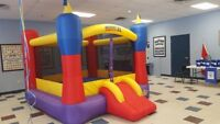 Bouncy Houses and Balloon animals for kids birthdays
