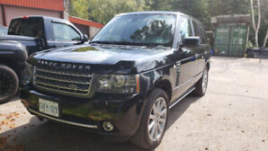 2010 Range Rover Supercharged AWD