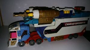 Transformers Turbomaster Thunderclash 1992  rare