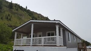 Custom Manufactured home for sale