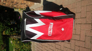 stand up hockey bag for sale.