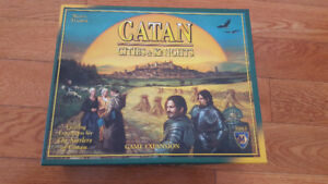 Settlers of Catan - Cities and Knights expansion (3-4 players)