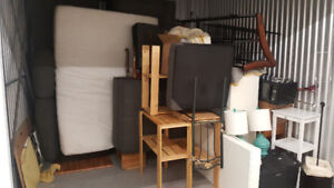 Storage Unit Sale! Best offers! Tv Stand, Sectional, Etc!