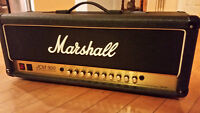 Marshall JCM900 (tete/head)!!!