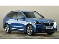 2017 BMW X1 xDrive 18d M Sport 5dr Step Auto Estate diesel Automatic