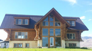 HANDCRAFTED & MILLED LOG CABINS  SK. /  LEGACY LOG HOMES INC. Regina Regina Area image 4