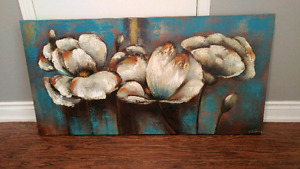 Gorgeous Painted Canvas