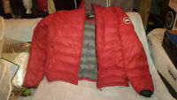 CANADA GOOSE AUTHENTIC - Men's Lodge Down Jacket Large Size