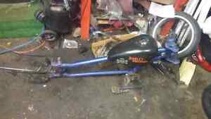 Looking for a gas motor for a bicycle, I am making a project.