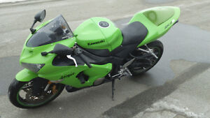 2005 2006 ninja zx6r 600 636 various. parts for sale