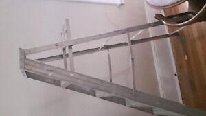 6 foot aluminum ladder