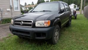 2004 Nissan Pathfinder 4X4