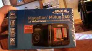 Magellan MiVue 240 HD dash camera BNIB