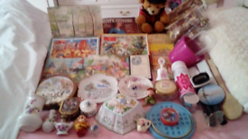 Mainly Vintage 55 Item Job Lot! All clean & boxed for easy collection!