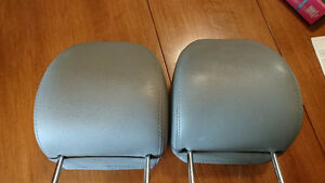 Chrysler/Dodge Headrests - Grey Leather